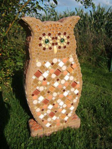 Mosaikeule