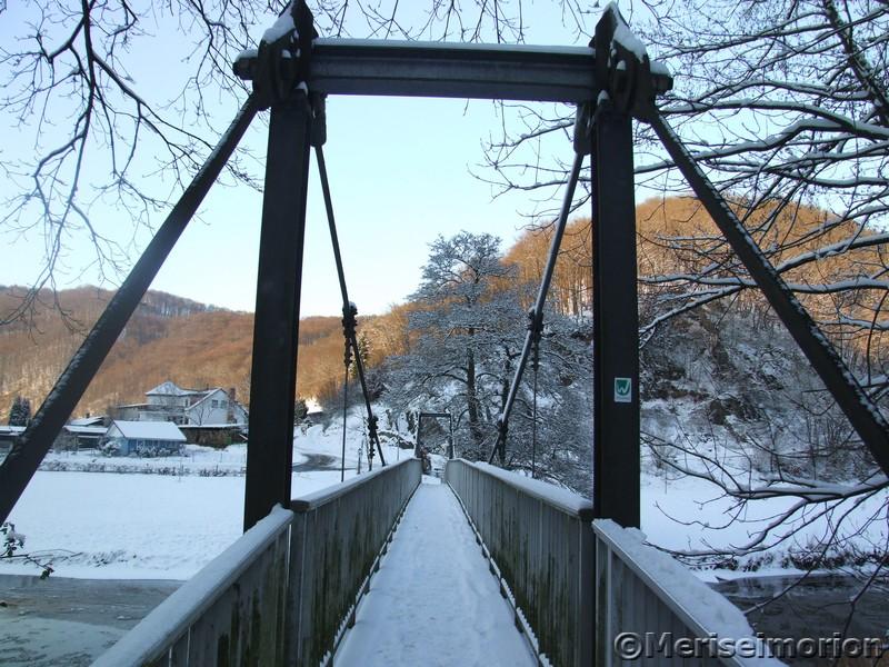 Brücke im Westerwald