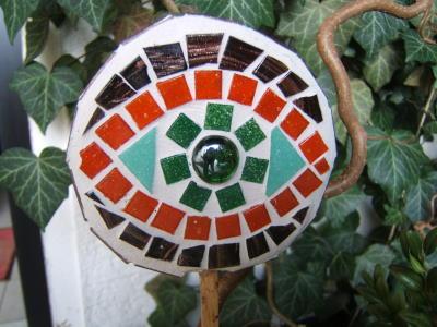 Mosaik-Augen Roscus