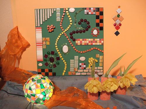Mosaikbild Alacos