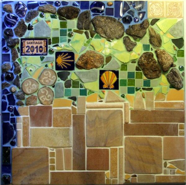 Nordspanien Urlaubs mosaik