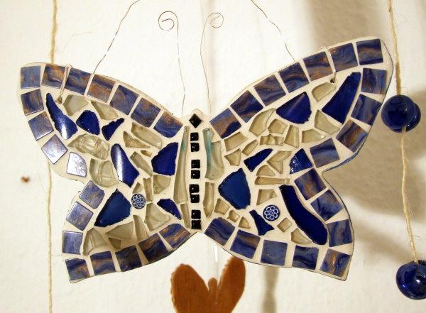 Mosaik Schmetterlinge
