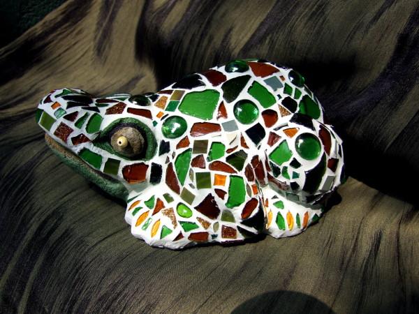 Mosaikfrosch