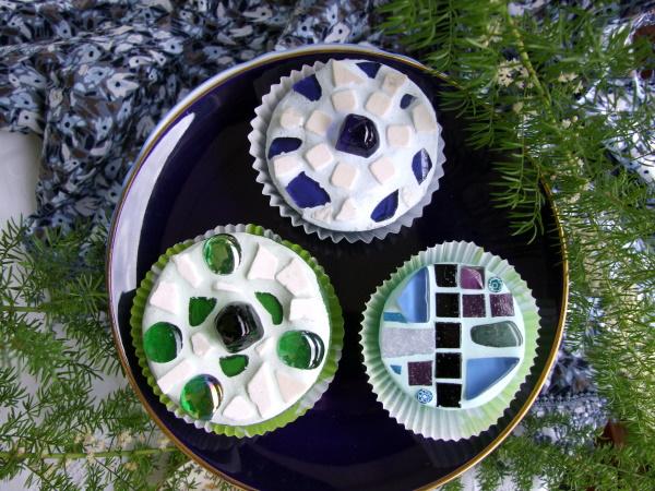 Mosaik Muffins