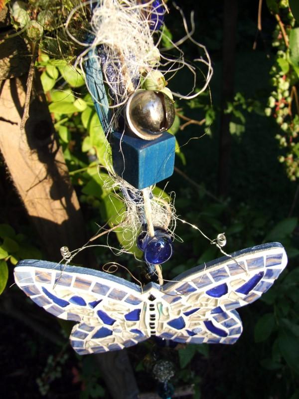Mosaik-Schmetterling