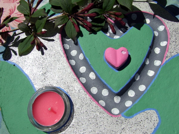 DIY Gartendeko aus Beton