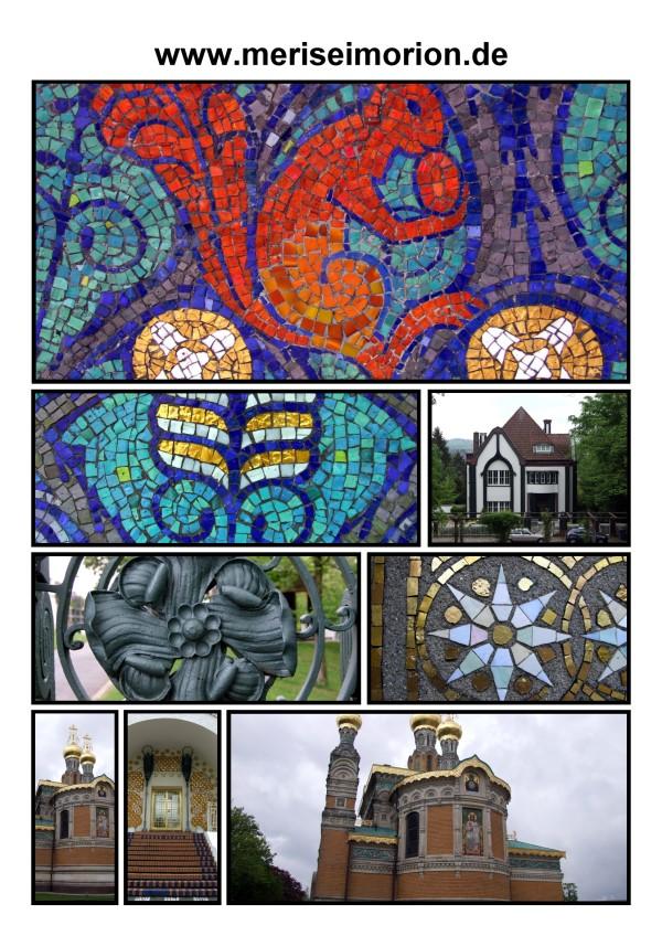 Mosaike mathildenhöhe
