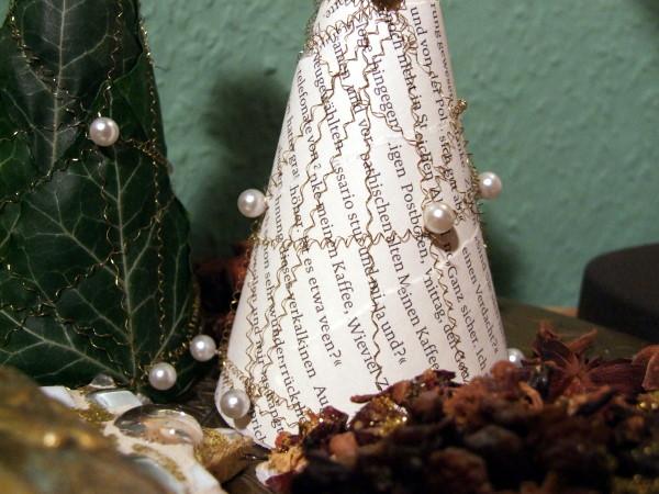 Weihnachtspyramiden selbst gemacht