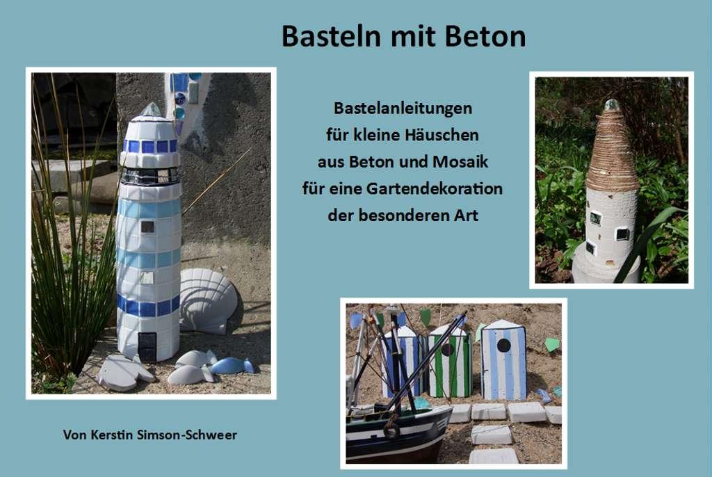 Eine Neue Diy Anleitung Zum Basteln Mit Beton Meriseimorion