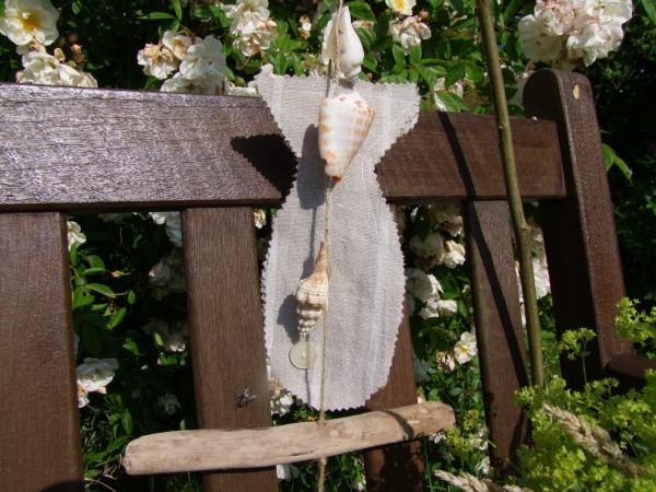 Sommerdeko im Garten