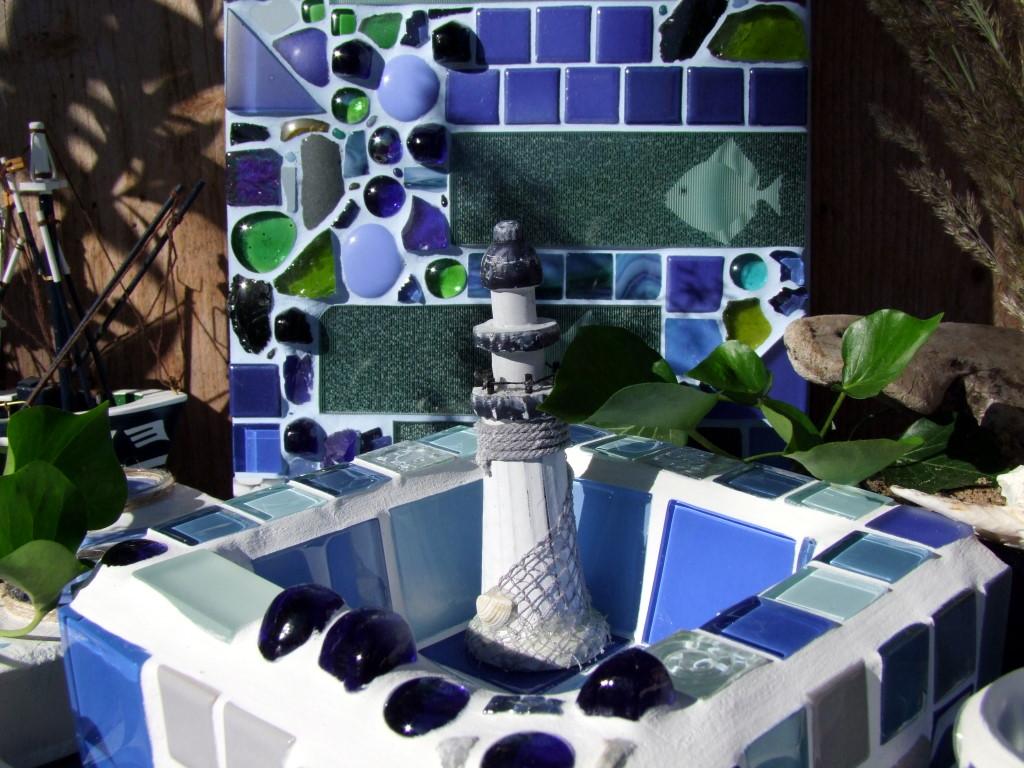 beton deko mosaik raum und m beldesign inspiration. Black Bedroom Furniture Sets. Home Design Ideas