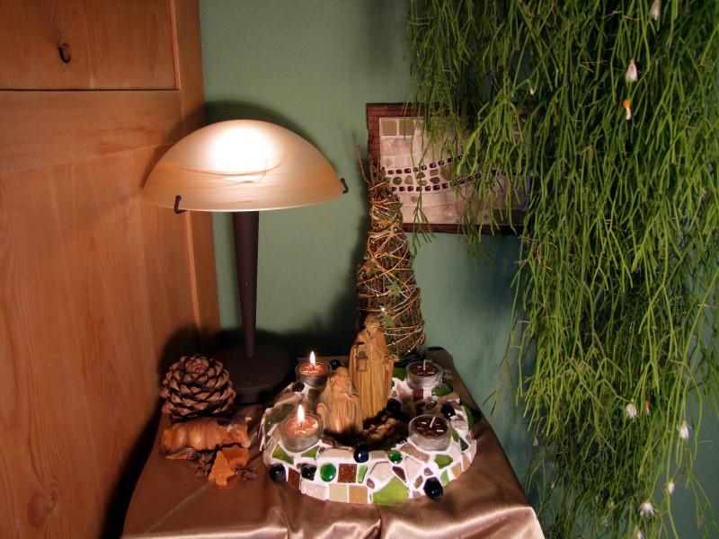Weihnachtspyramide selber machen