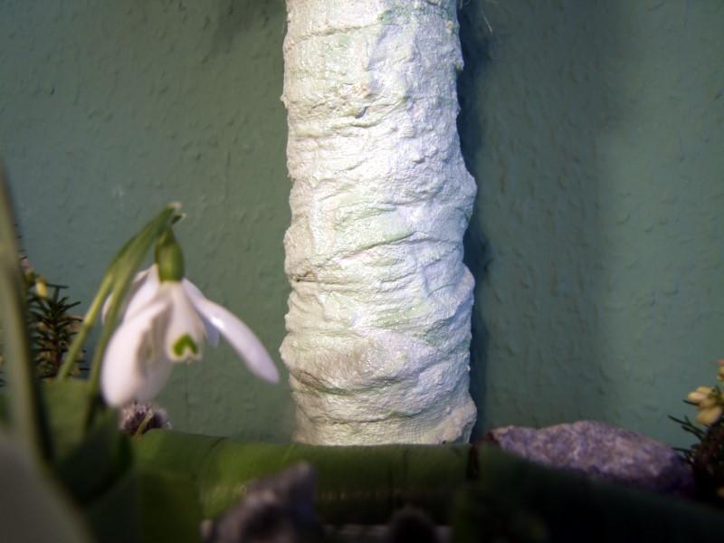 Frühlingsdeko in Pastellfarben