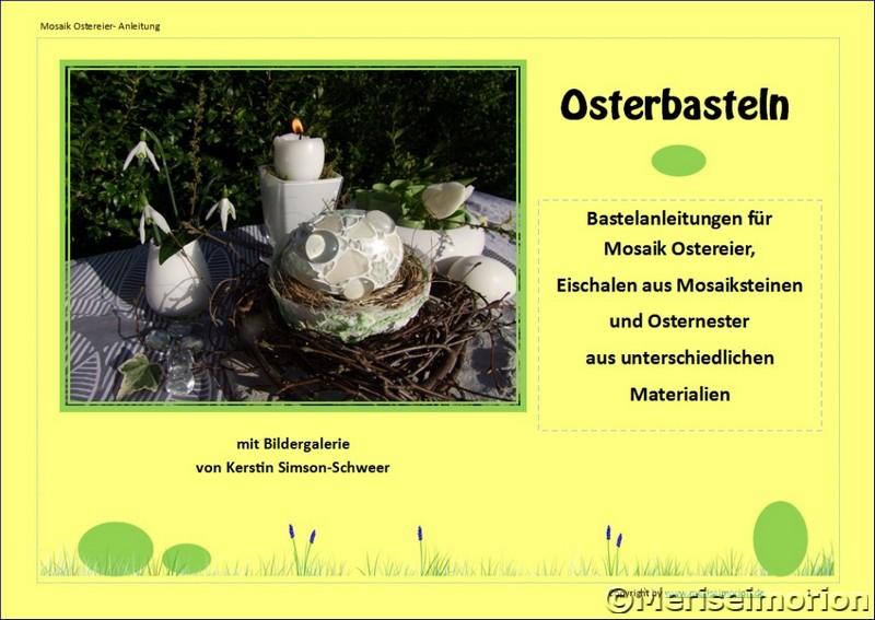DIY Osterbasteln