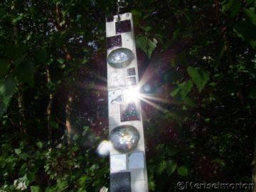Sonnenfänger schwarz weiß