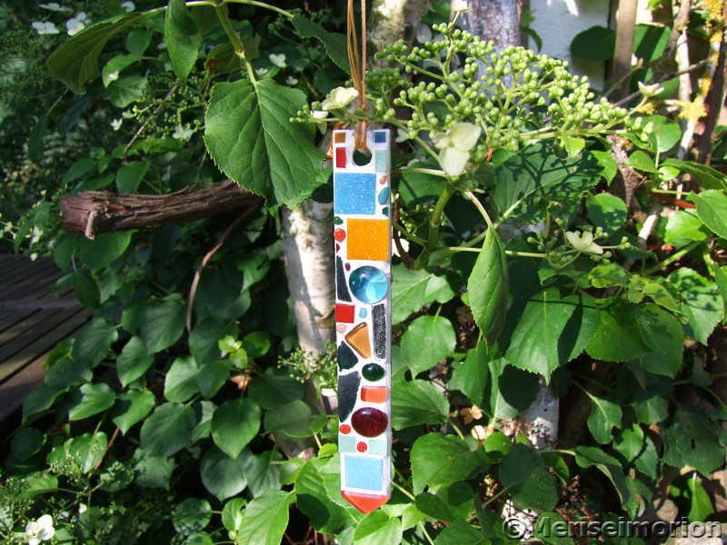 Mosaik Garten