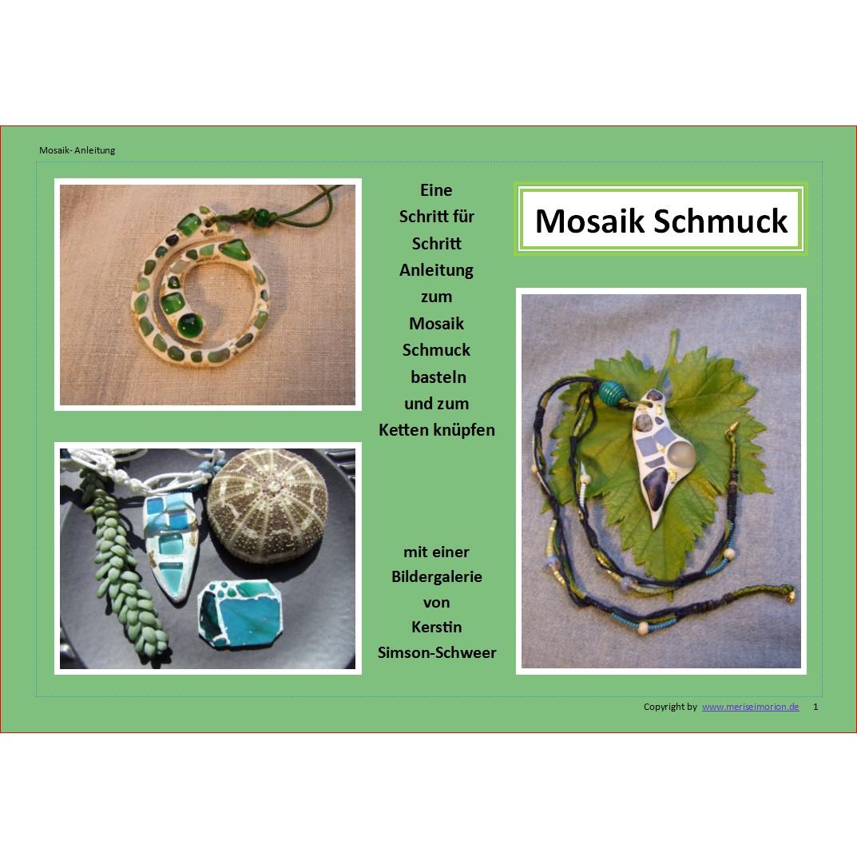 Mosaikschmuck