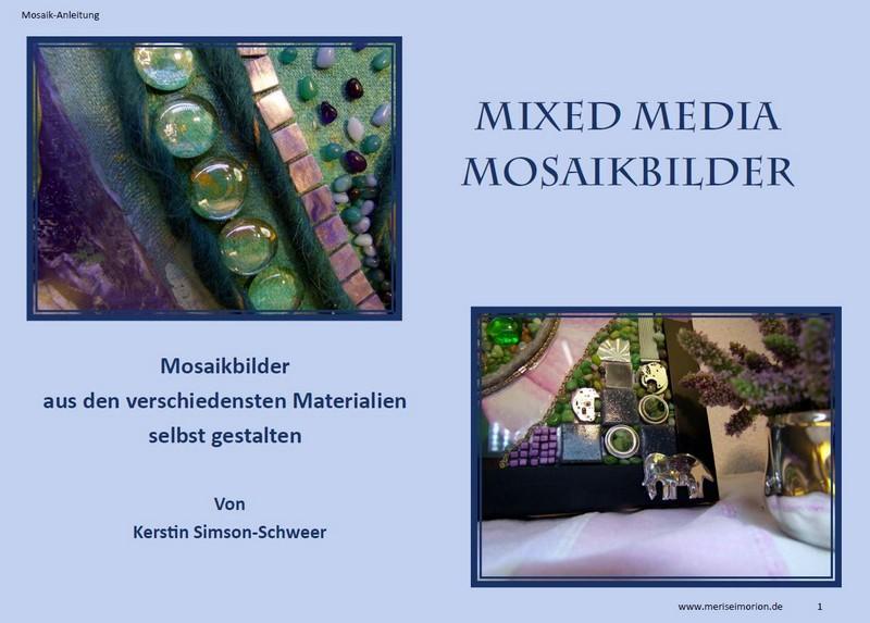 Mixed Media Mosaikbilder