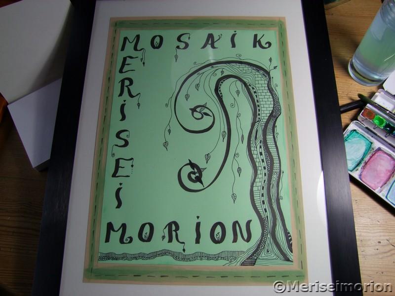 Mustermix und Kalligraphie