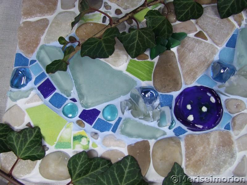 Bachlauf Mosaik