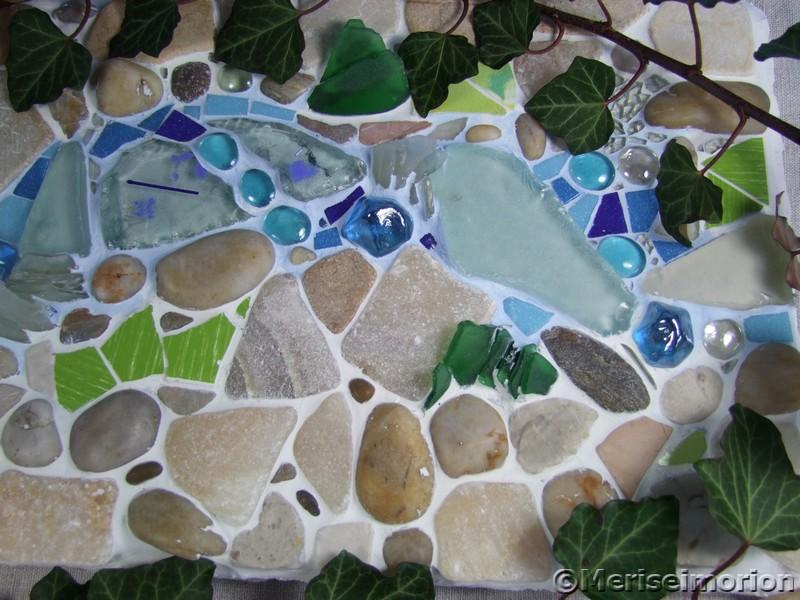Mosaik Bachlauf