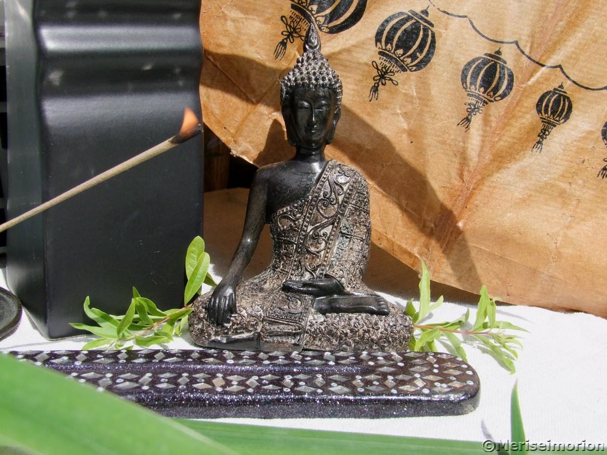 asiatische Gartendeko