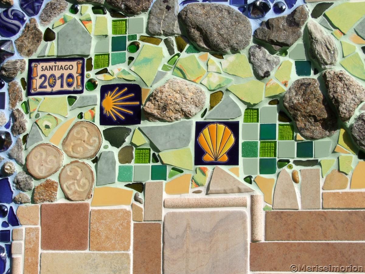 Mosaikbilder Urlaubserinnerungen