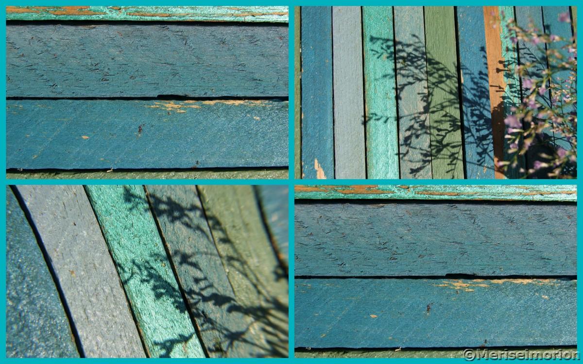 Vintage Holzrahmen selbstgemacht