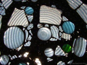 Leuchtende Mosaike
