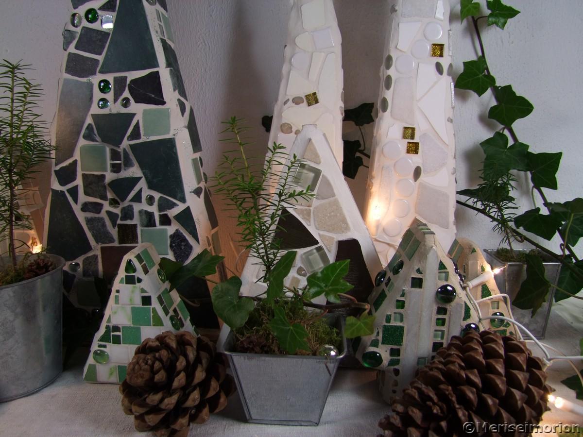 Mosaike Weihnachten