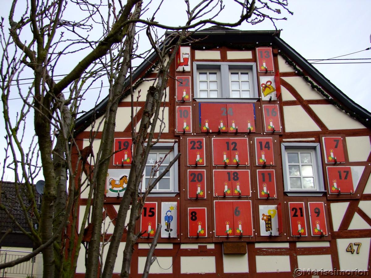 Adventskalenderhaus Waldbreitbach