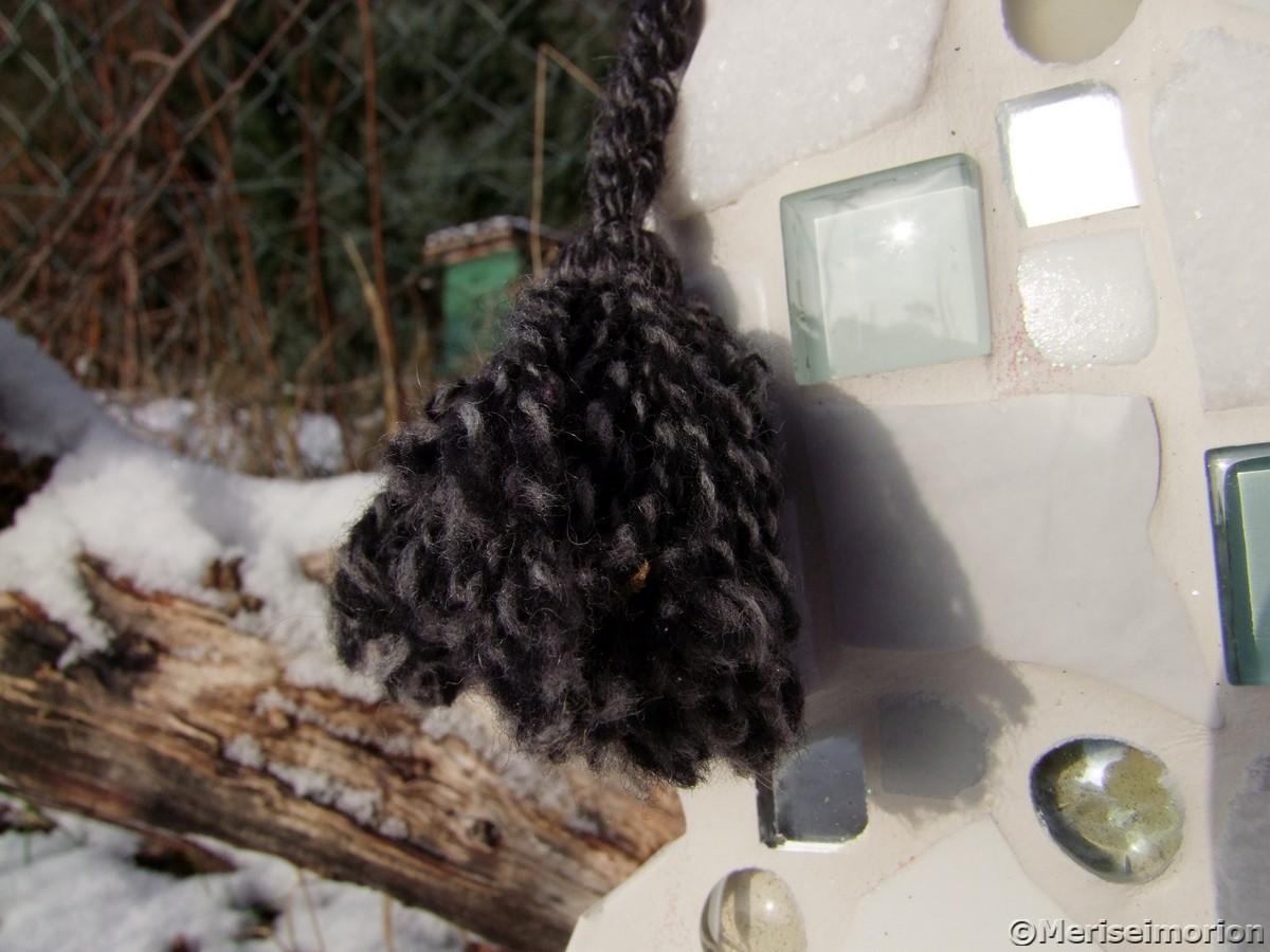Winterdeko Schneemann