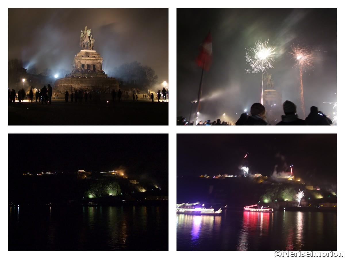Feuerwerk Koblenz