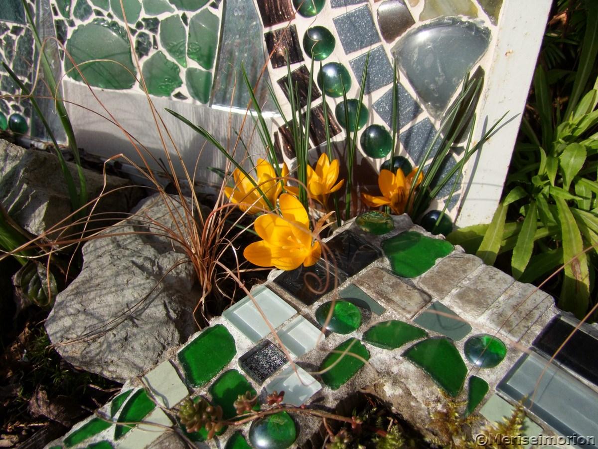 Mosaik deko
