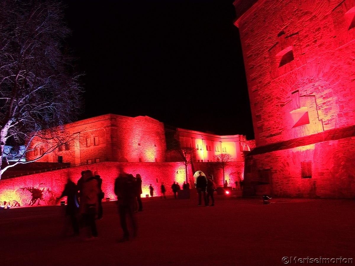 Festung Ehrenbreitstein Lichterfest