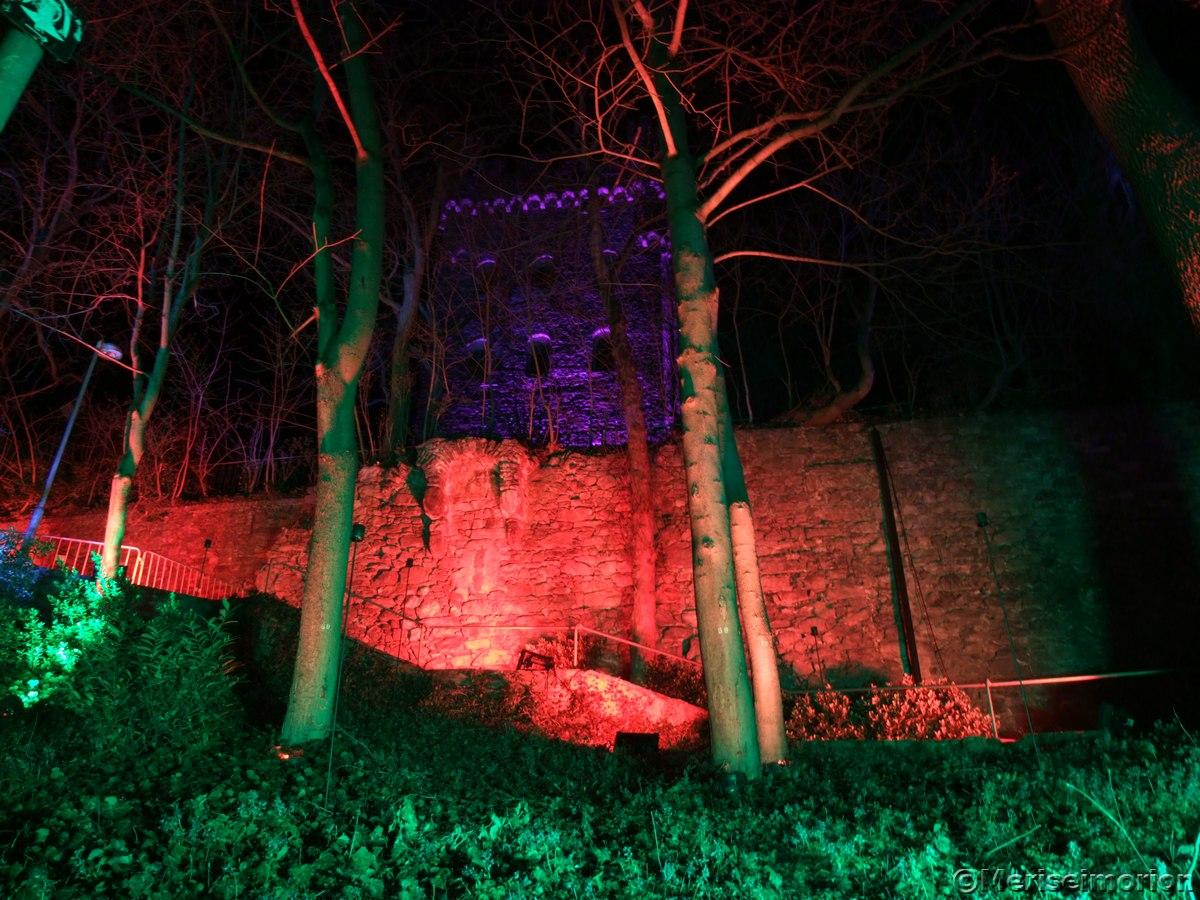Burg Klopp Lichterfest
