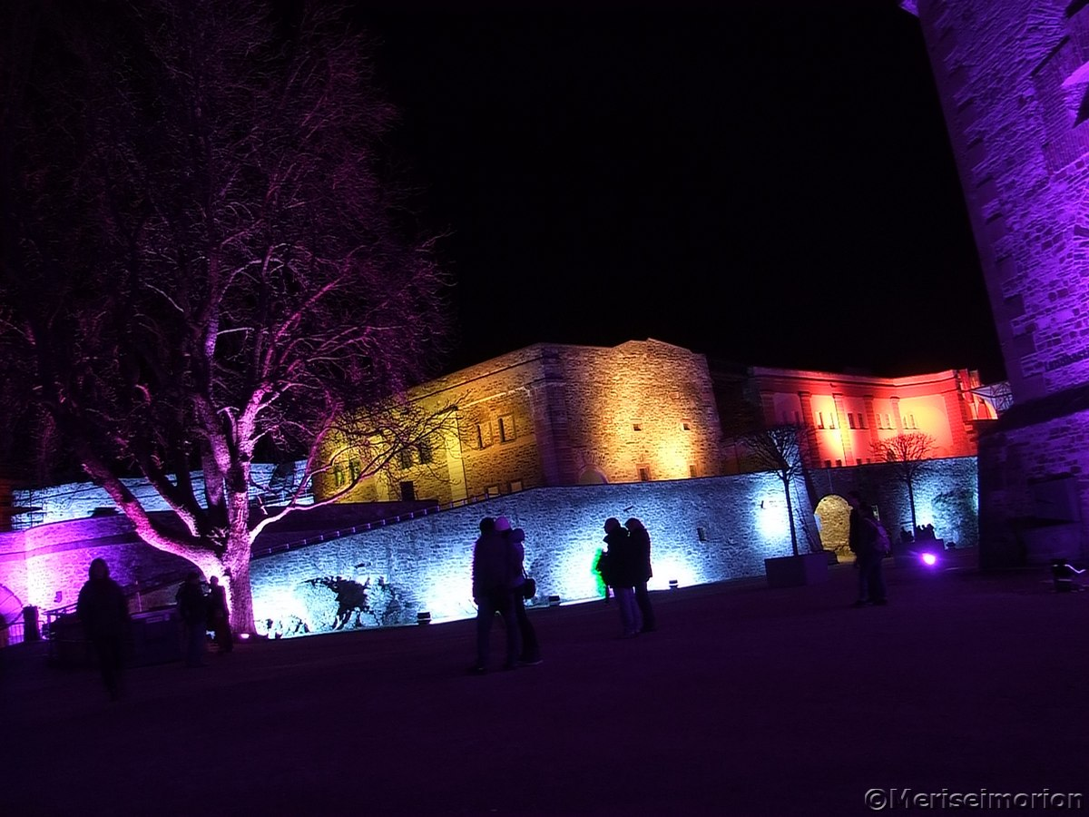 Lichterfest und Festungsleuchten