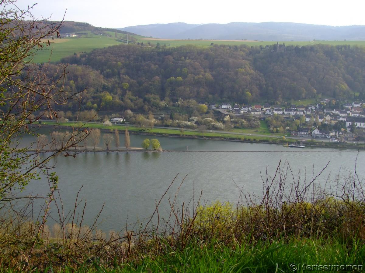 Wandern Mittelrheintal