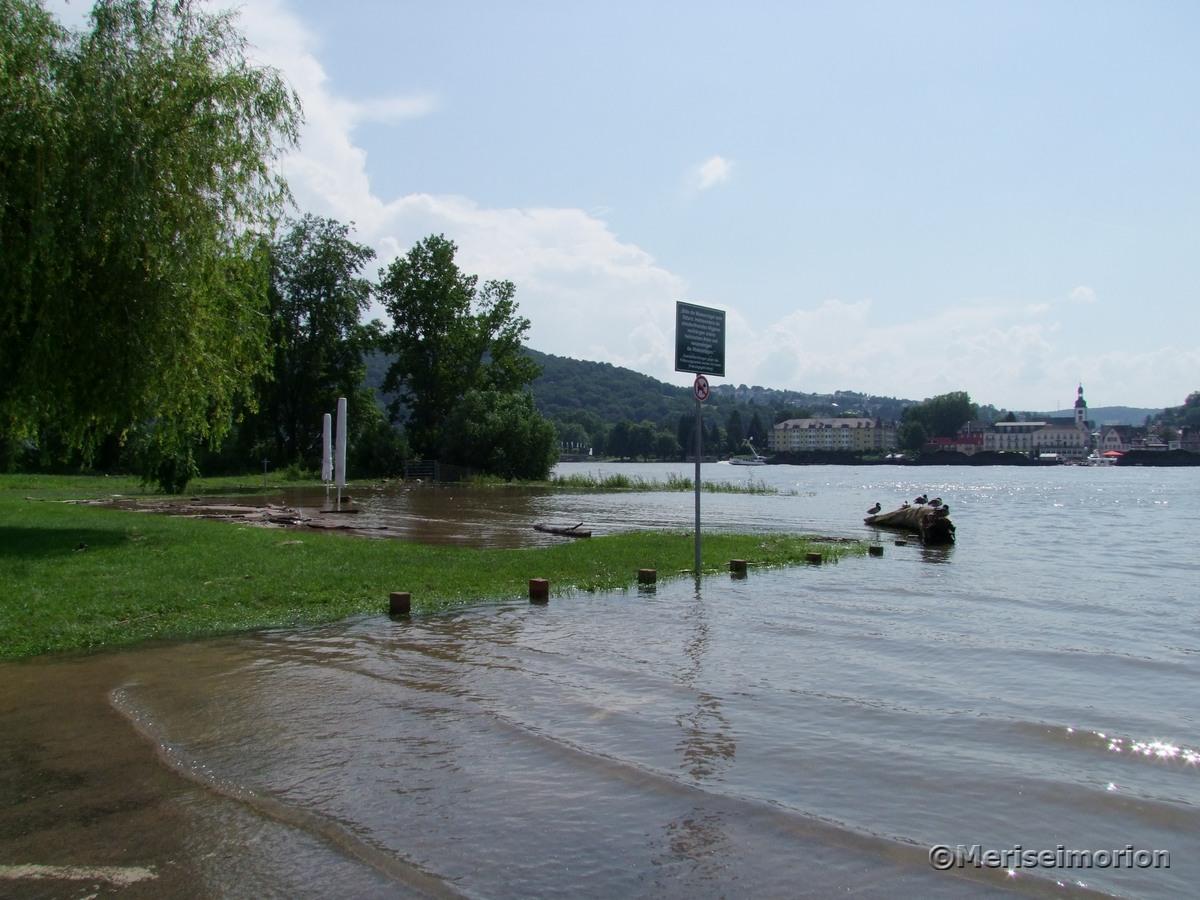Hochwasser Bad Hönningen