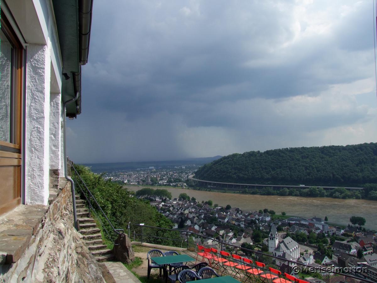 Gewitter Mittelrheintal