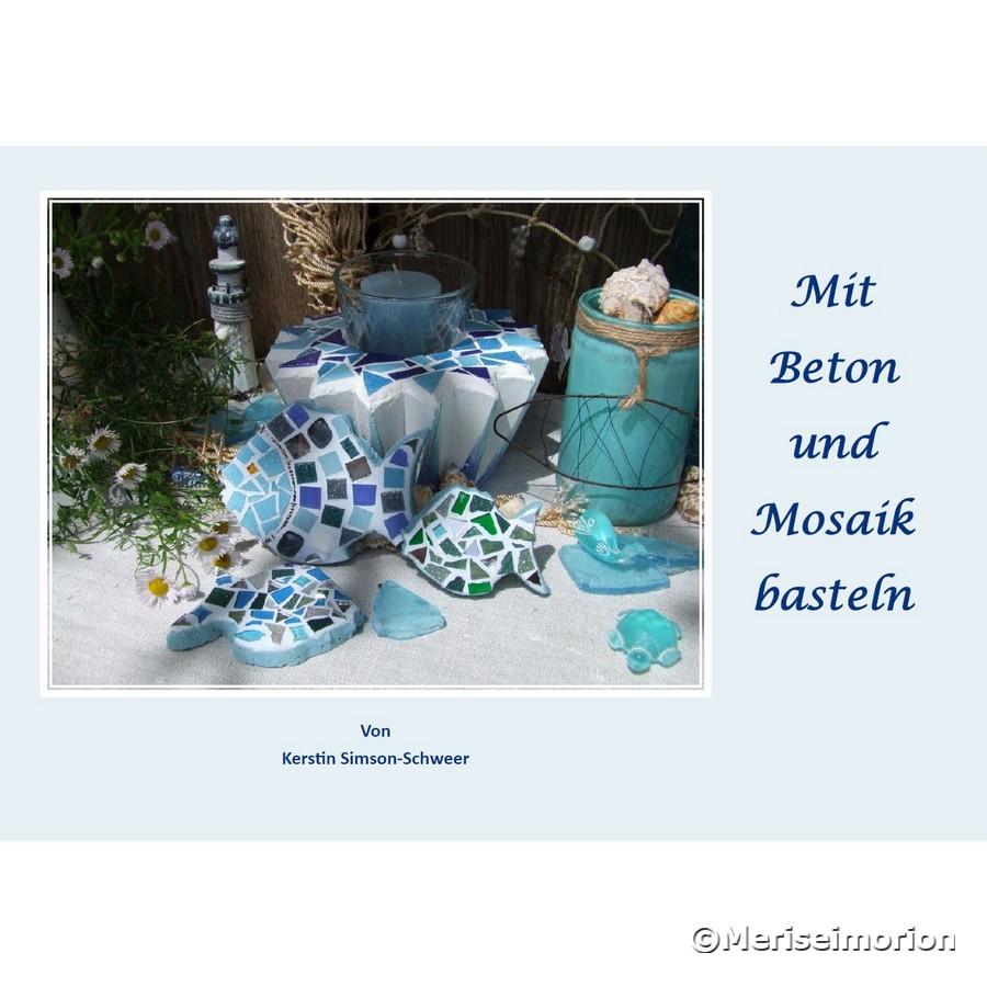 Beton und Mosaik