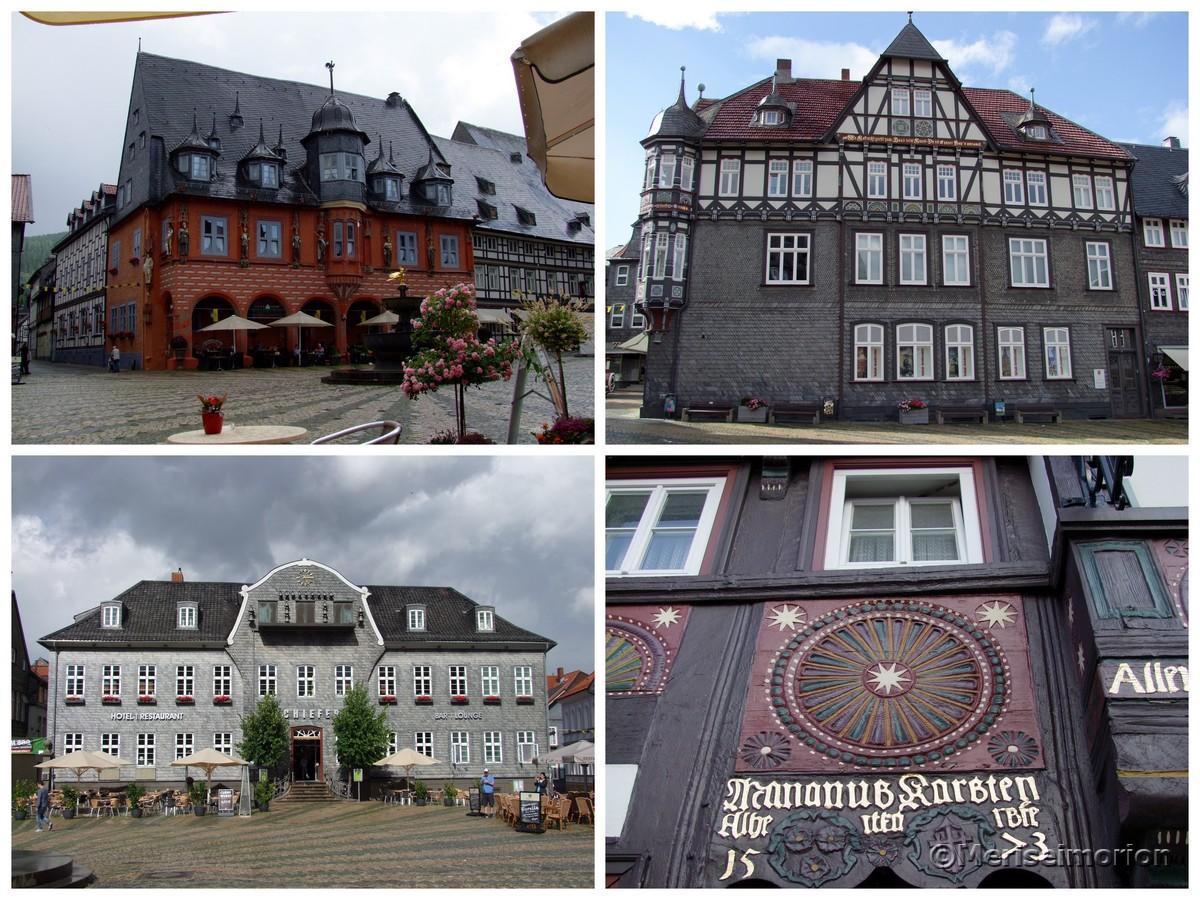 Goslar Hausansichten