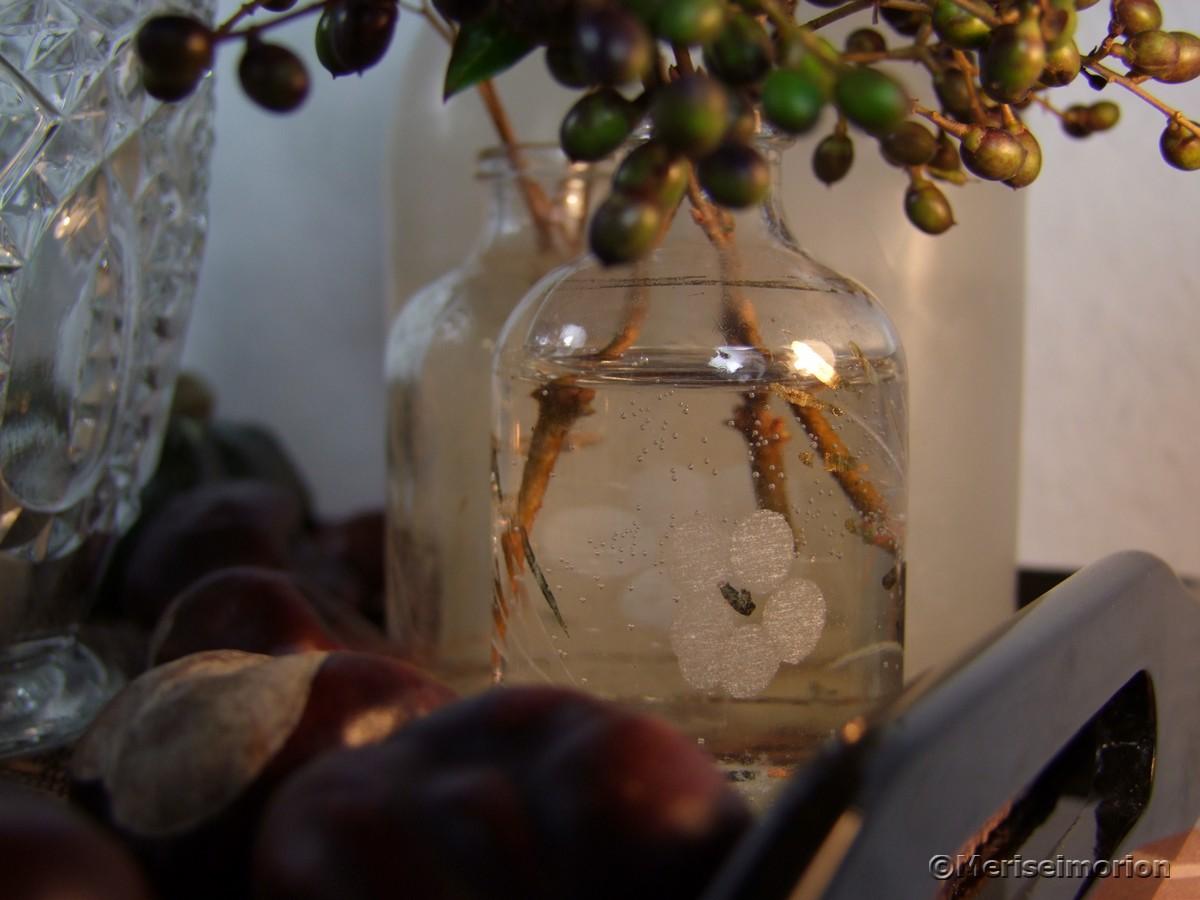 Parfümfläschchen Vase
