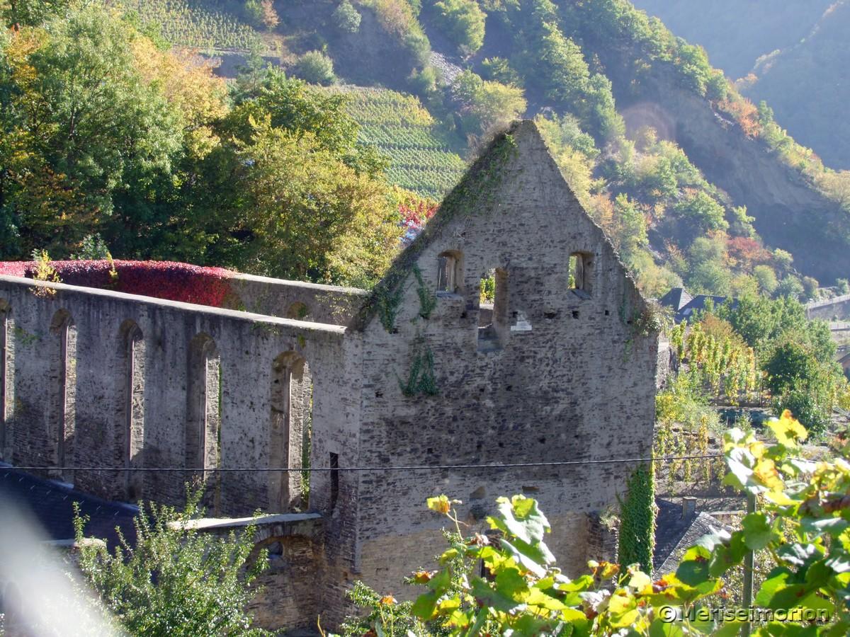Kloster Marienthal in Dernau