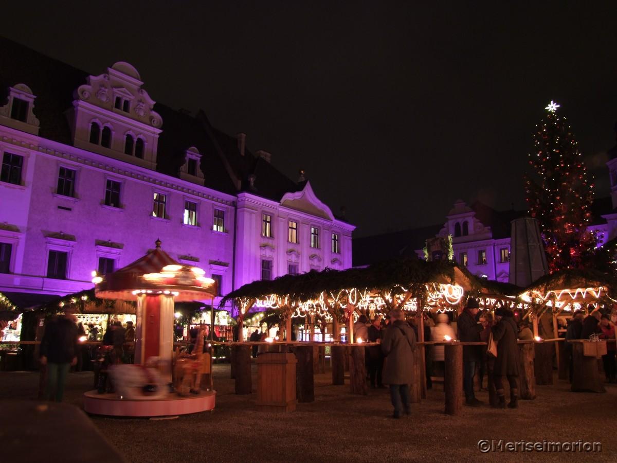 Innenhof Schloss Thurn und Taxis