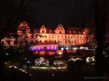 Weihnachtsmarkt Schloss Thurn und Taxis