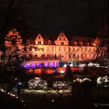 Weihnachtsmarkt auf Schloss Thurn und Taxis