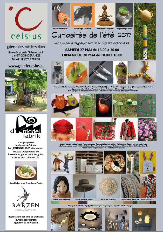 Galerie Celsius Sommerausstellung