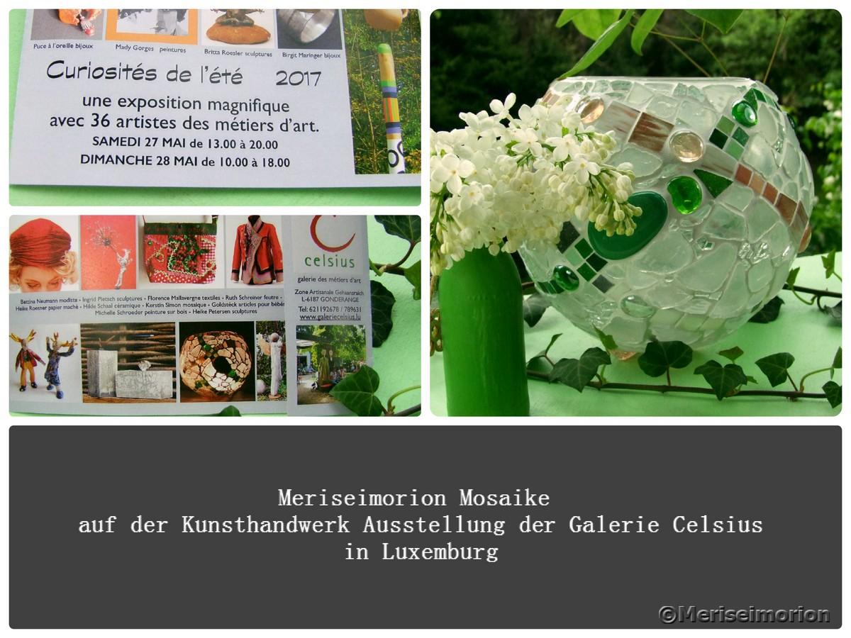 Meriseimorion Mosaik Ausstellung