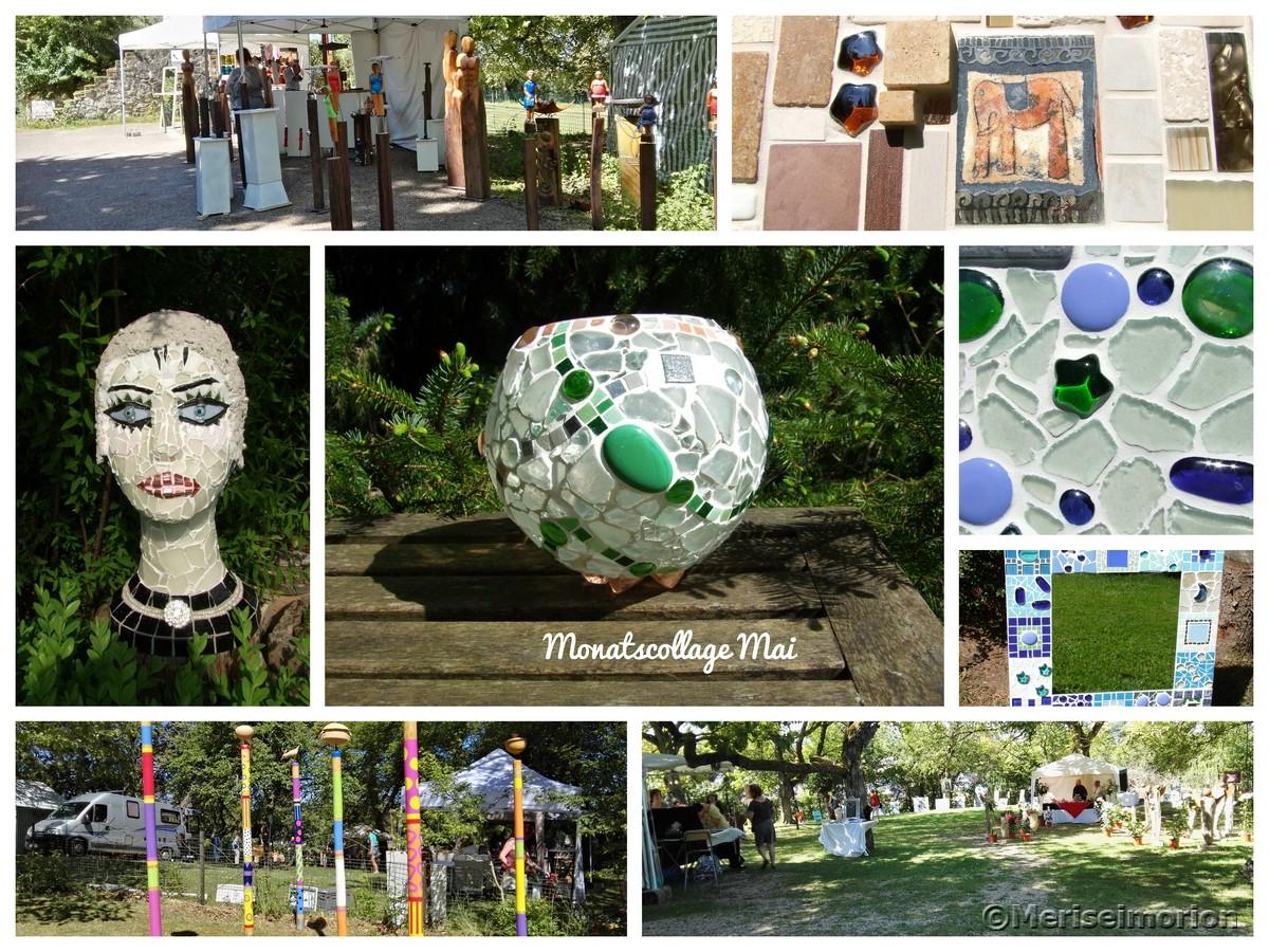 Mosaik Ausstellung